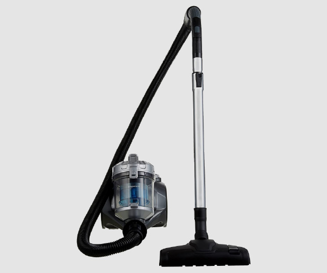 AmazonBasics-Cylinder-Bagless-Vacuum-Cleaner-with-Power-Suction-review