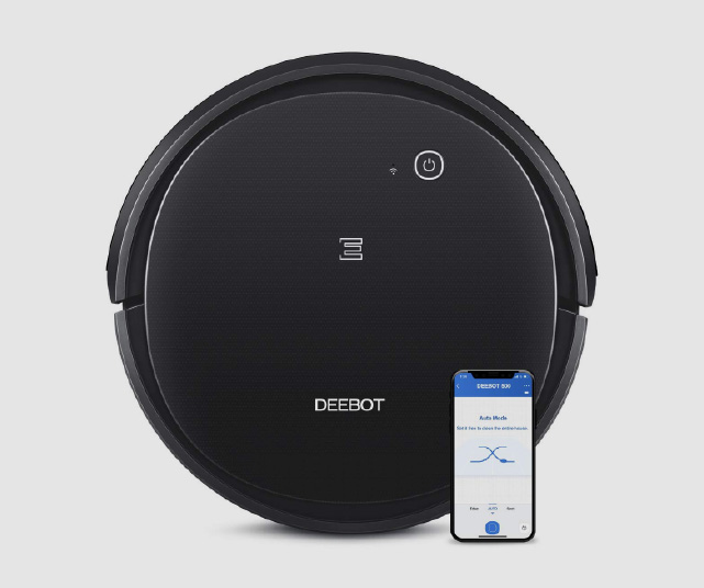 Ecovacs-Deebot-500-Robotic-Vacuum-Cleaner-with-App-&-Voice-Control-review